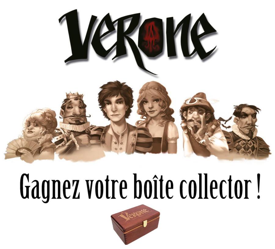 Gagnez des boîtes de Verone ! (et plein d'amour)