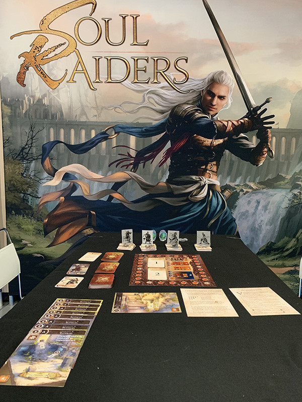 Setup de Soul Raiders FIJ2020