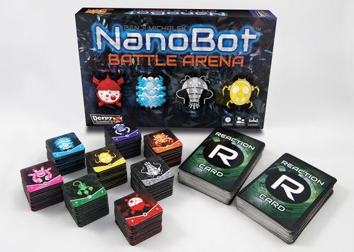 NanoBot Battle Arena
