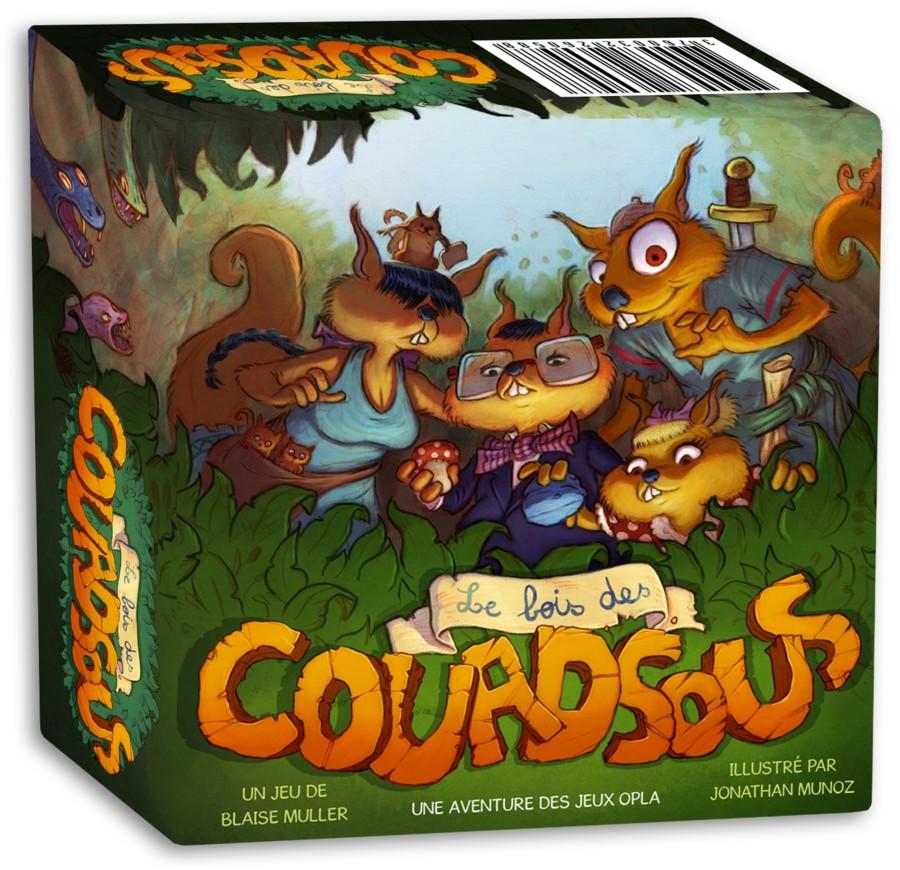 Le Bois des Couadsous est disponible !