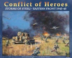Conflict of Heroes - Storms of Steel !
