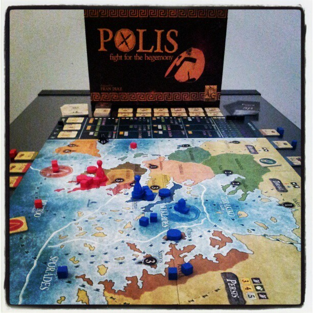 Polis fight for the hegemony