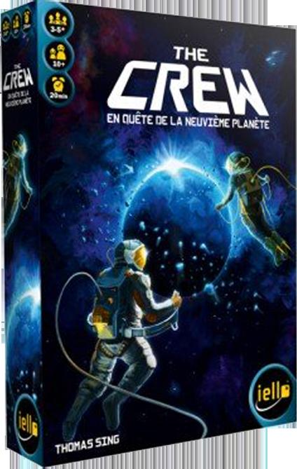 The Crew (2020) - Jeu de société - Tric Trac