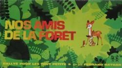 Nos amis de la forêt