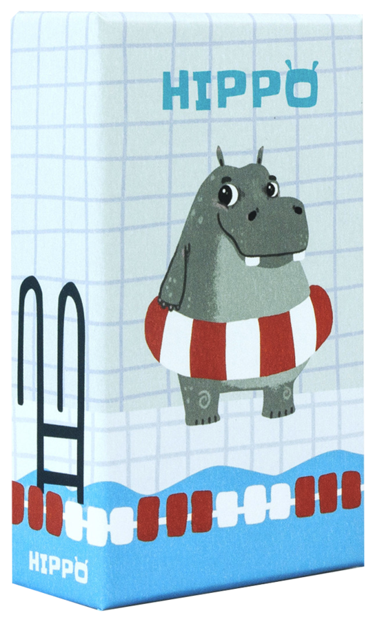 Hippo : ce soir, j'ai piscine