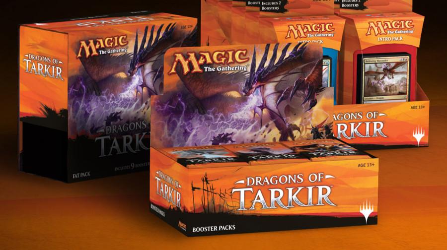 Magic the Gathering : les Dragons de Tarkir approchent