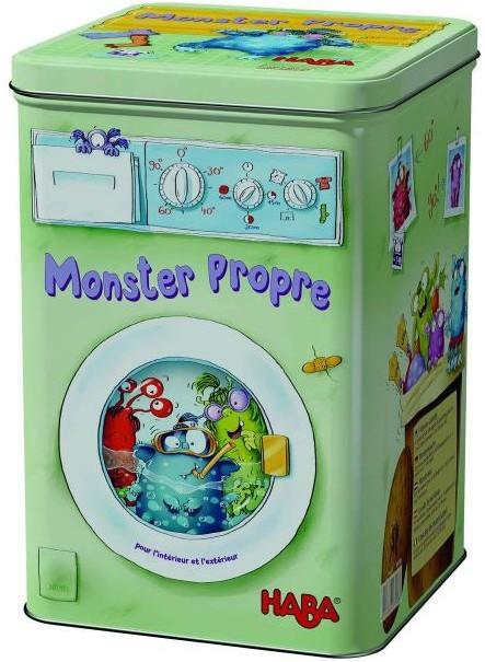 Monster propre (Haba)