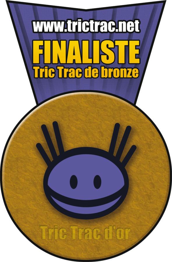 Tric Trac de bronze