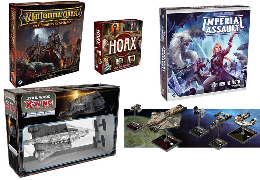 Warhammer Quest als Kartenspiel, Hoax, Star Wars