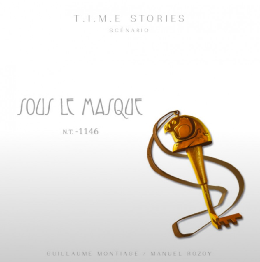 T.I.M.E. Stories, le site officiel