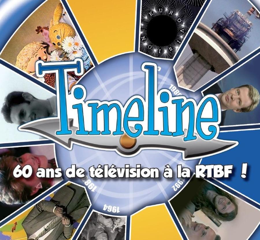 Timeline - 60 ans de télévision à la RTBF
