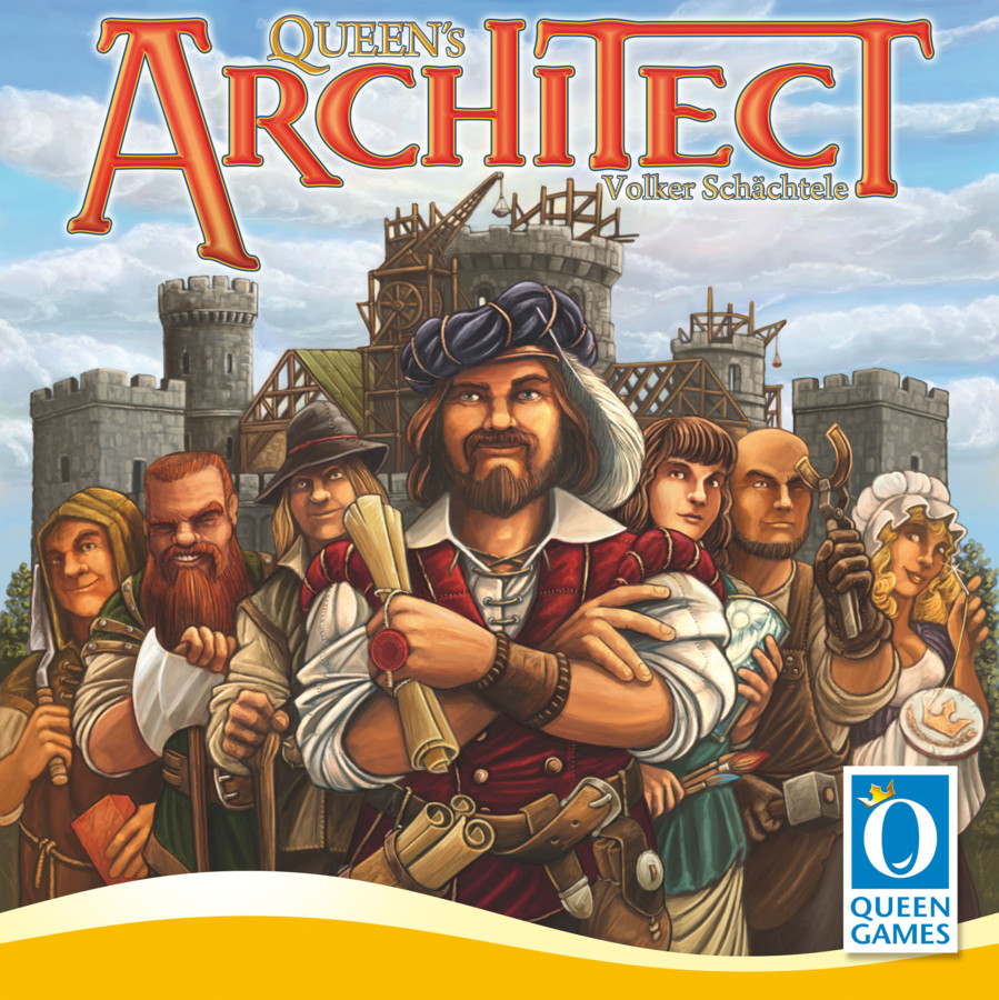 Queen's Architect : Quand le jeu couine !