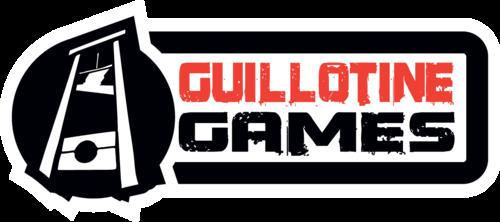Logo Guillotine Games