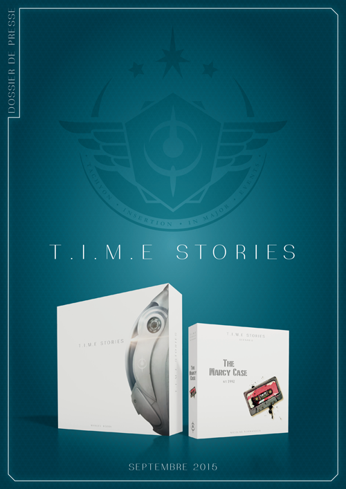 T.I.M.E Stories : Incoming Transfer...