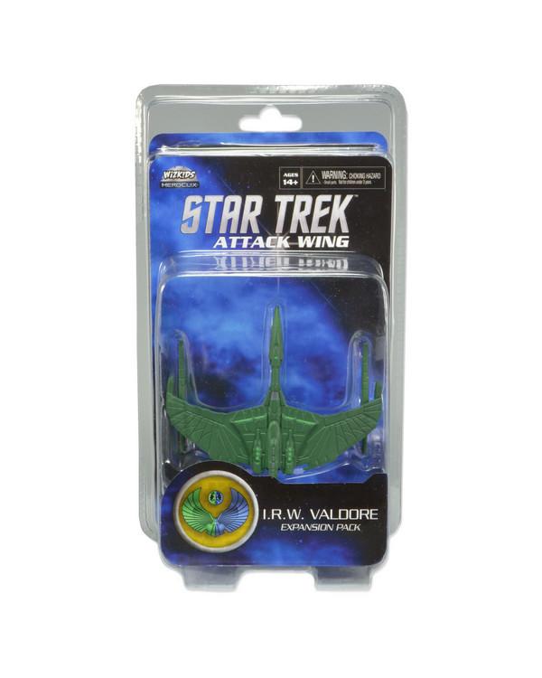 Star Trek : Attack Wing - Vague 0 - I.R.W. Valdore