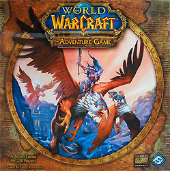 World of Warcraft : The Adventure Game