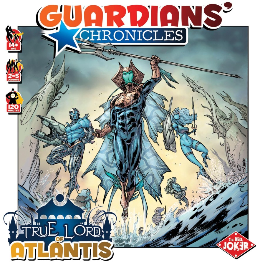 Guardians' Chronicles : True King of Atlantis