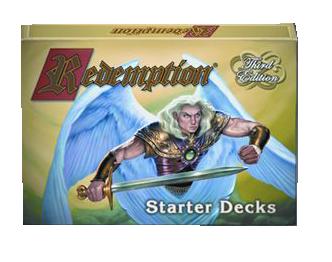 Redemption CCG - Starter