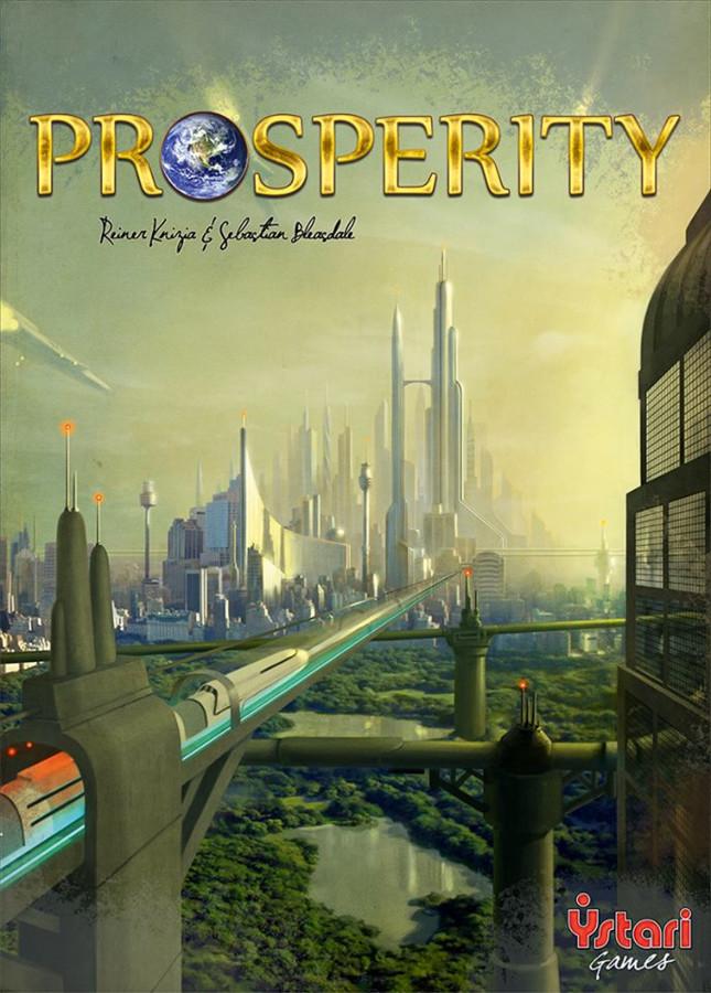 Prosperity, un Knizia - Bleasdale chez Ystari