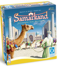 Samarkand - Roads to Riches