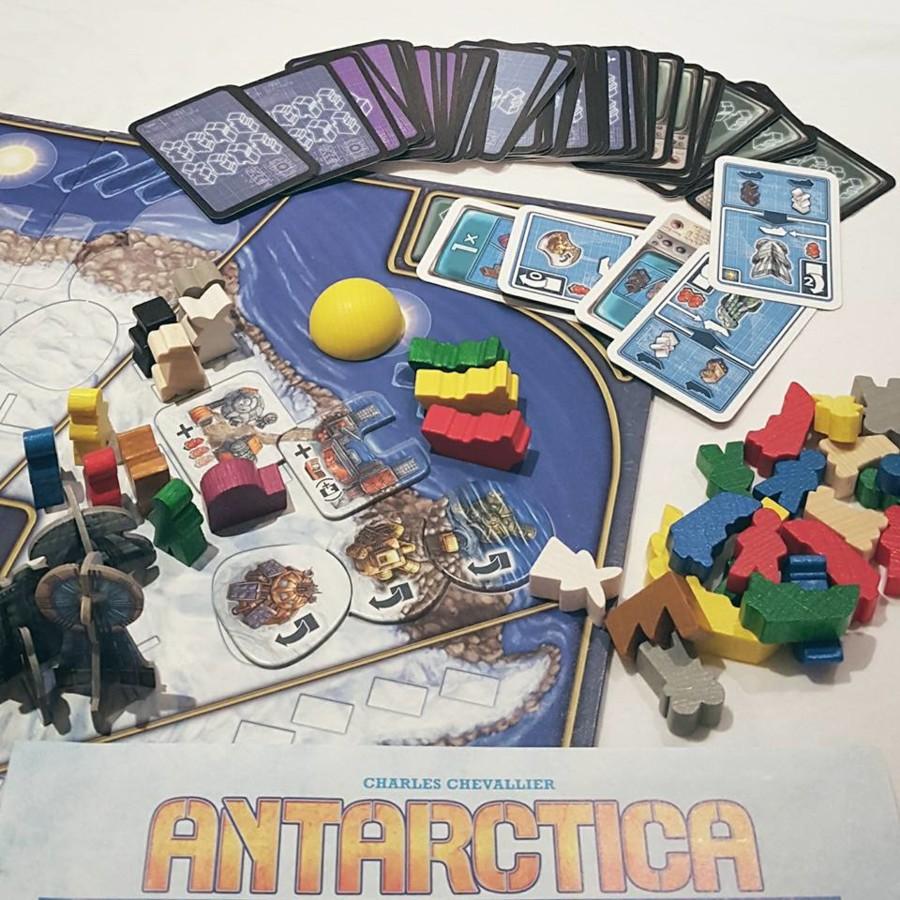 Antarctica : Journal d'AUTEUR 2/2