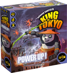 King of Tokyo : Power Up