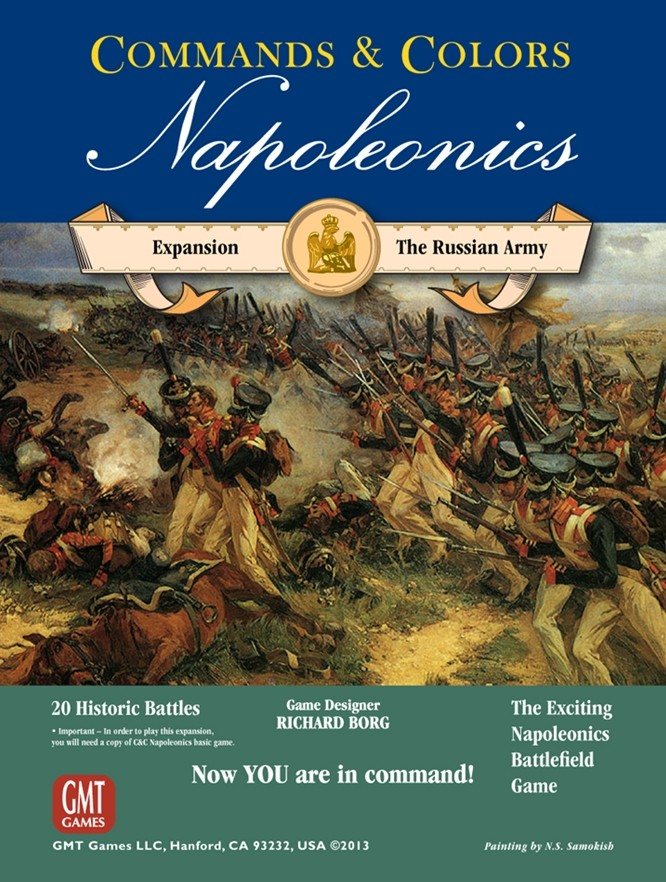 Commands & Colors : Napoleonics Expansion 2 : The Russian Army