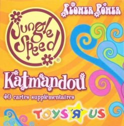 Jungle Speed - Flower Power : Katmandou