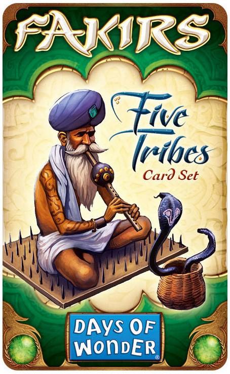 Five Tribes: Fakire statt Sklaven
