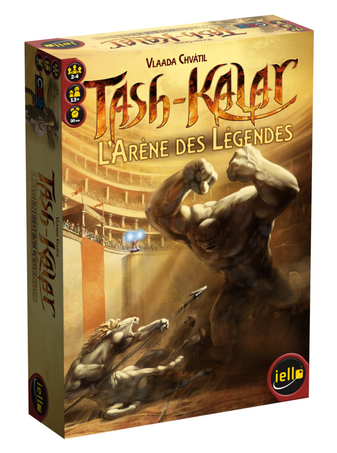 Tash-Kalar : l'Arène des Légendes