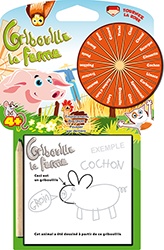 Gribouille - La ferme