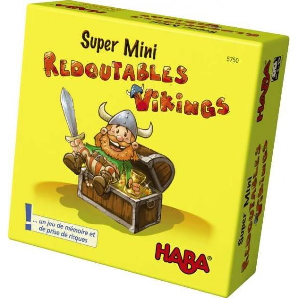 Super Mini Redoutables Vikings