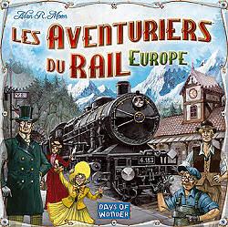 Les Aventuriers du Rail : Europe