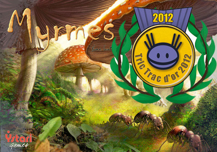 Les Tric Trac d'Or 2012 sont...