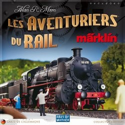 Les Aventuriers du Rail - Édition Märklin