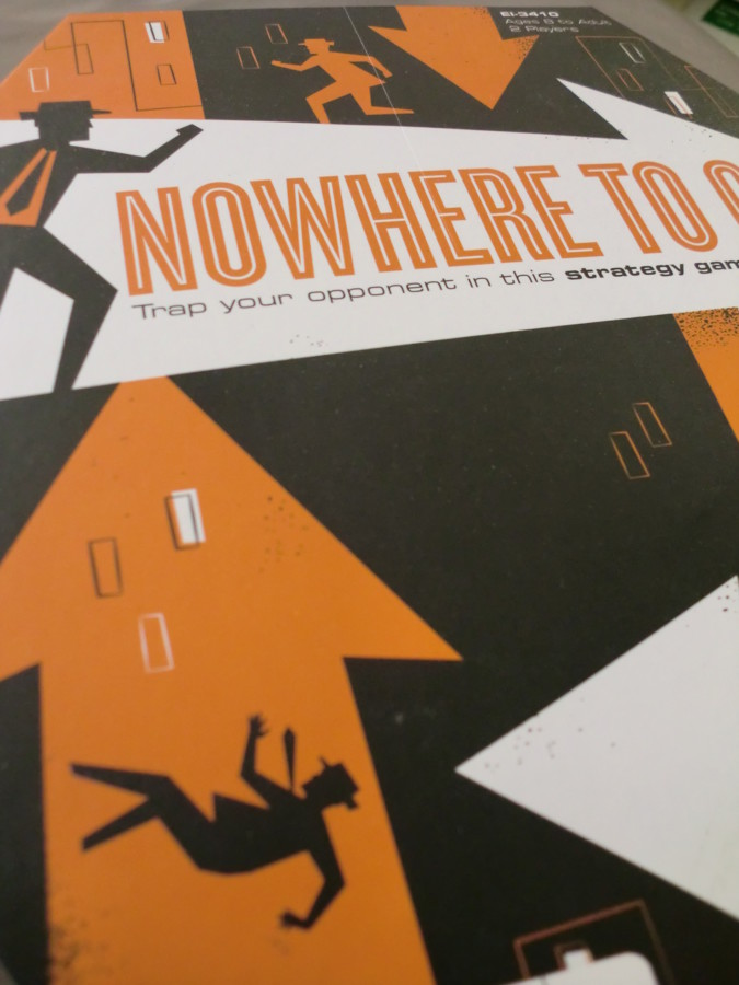 test de nowhere to go