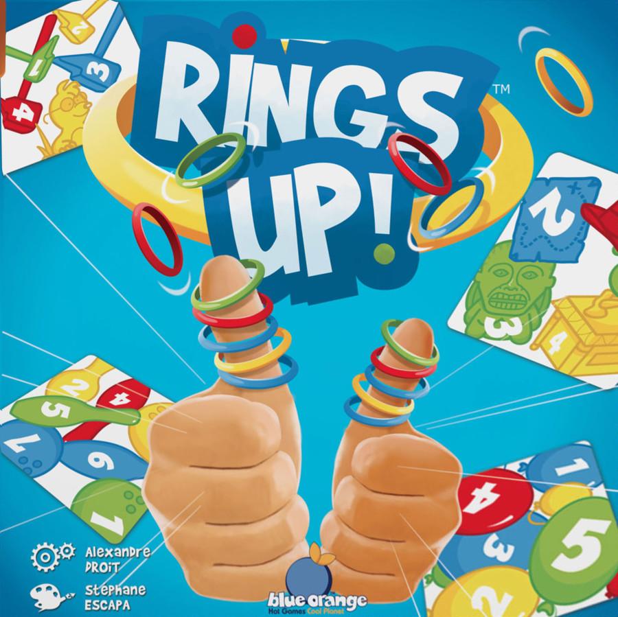 Rings up! Enfilez les toutes !