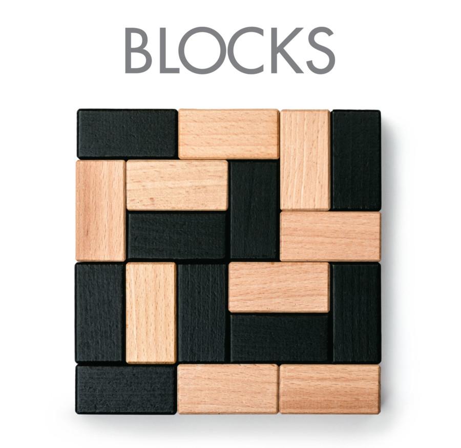 Blocks, 1,5 kg de délicatesse