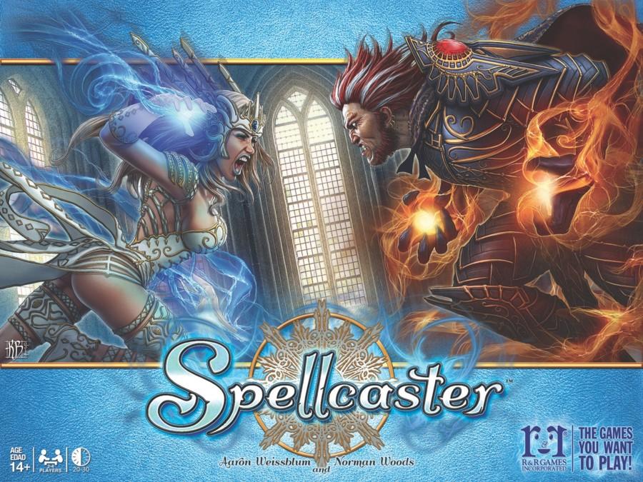 Spellcaster, combats de magie et bling bling