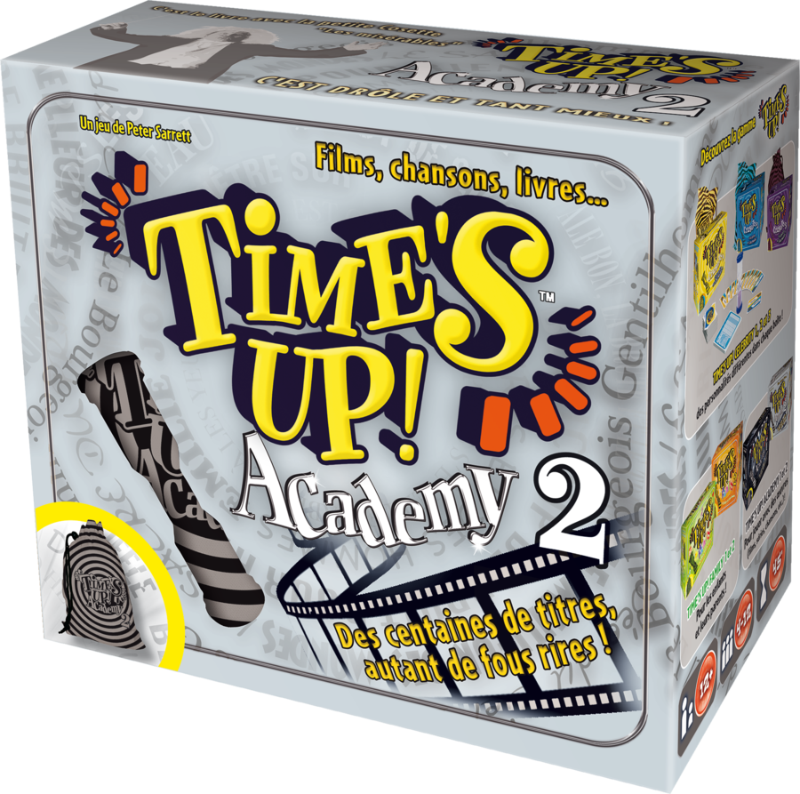 Time's Up ! Academy 2