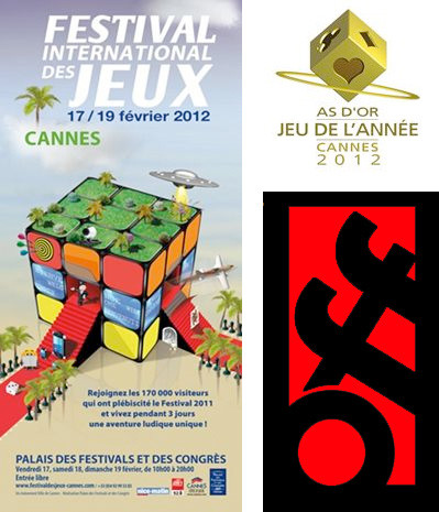 Festival International des Jeux 2012