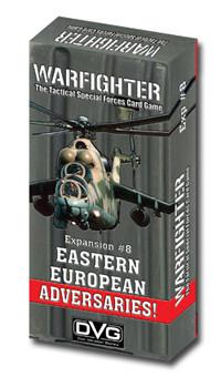 Warfighter : Expansion 8 - Eastern European Adversaries
