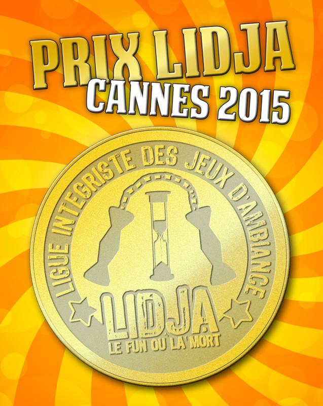 Les prix LIDJA 2015 sont ...