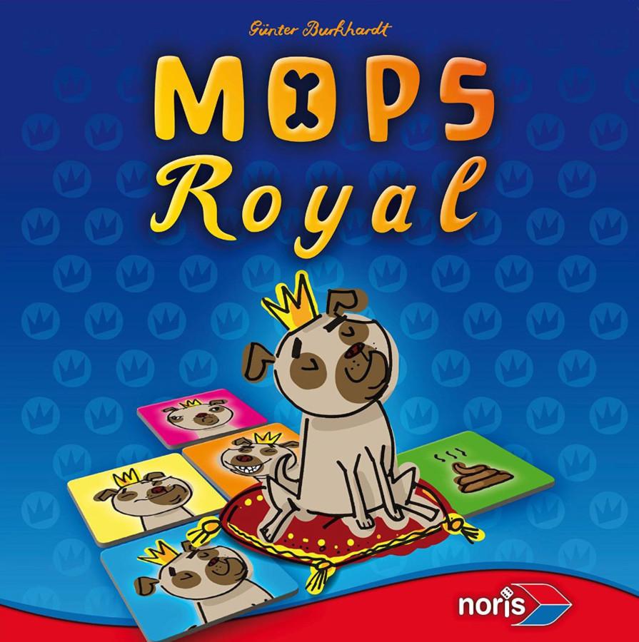 Mops Royal, crottes de mops and Co