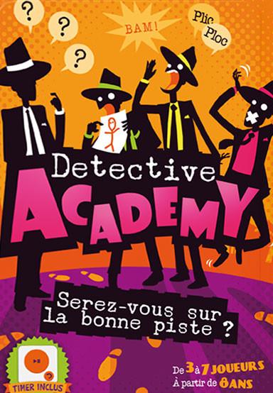 Detective Academy, le retour de la question et le concours
