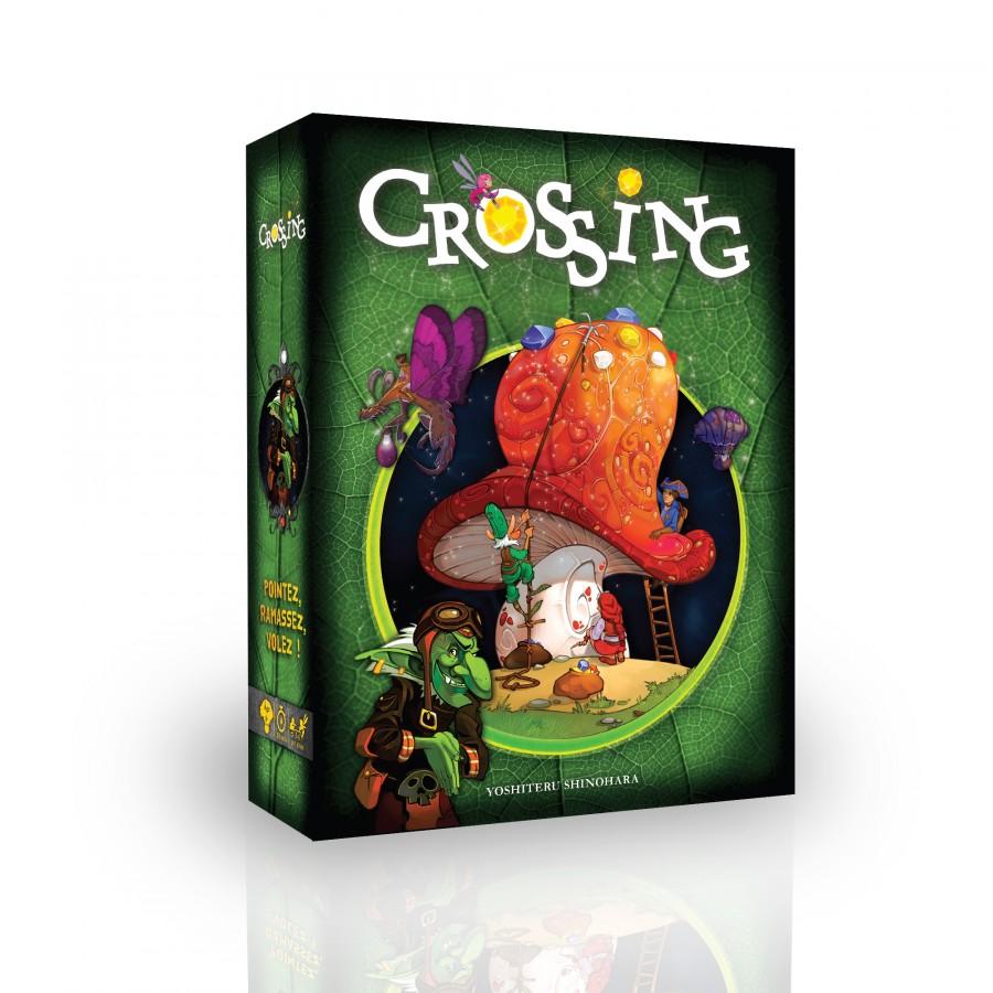 Un, deux, trois, Crossing !!!