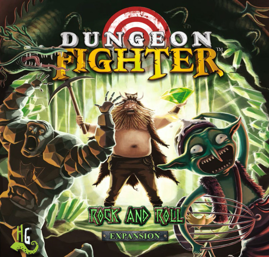 Dungeon Fighter : Rock ta terre et Roll ton cycle