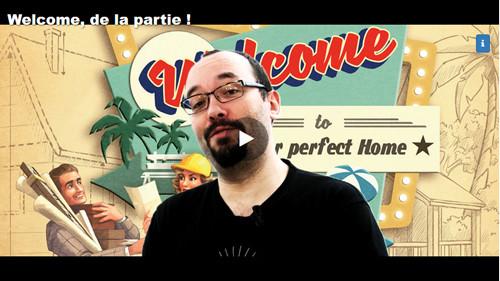 Welcome en boutique et concours