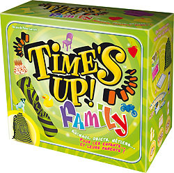 Time's Up ! Family