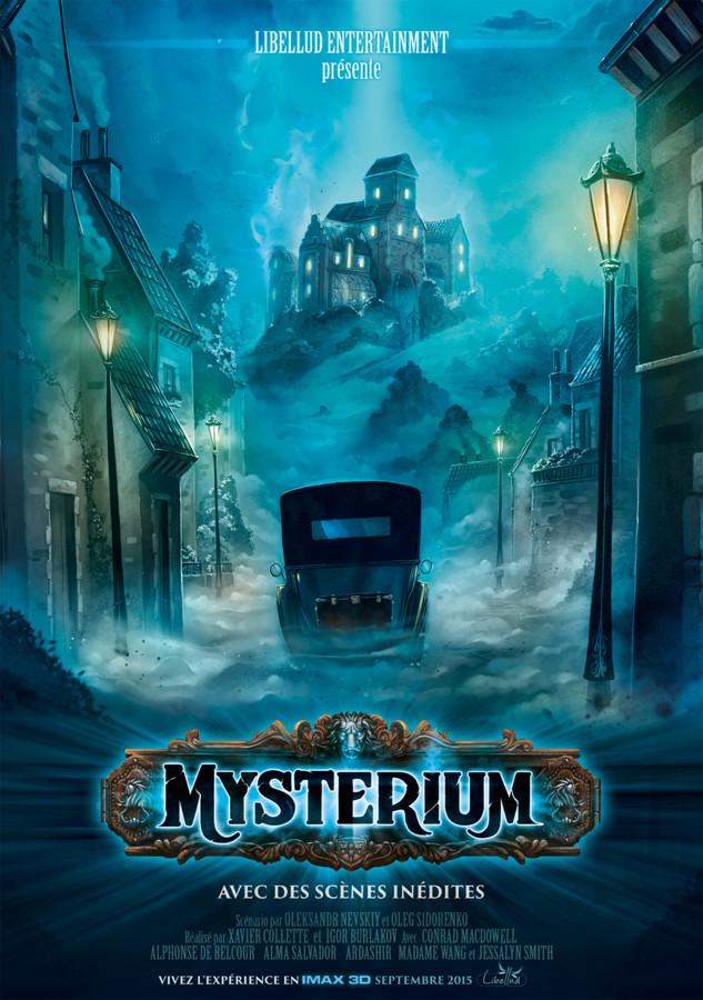 Mysterium en boutique !